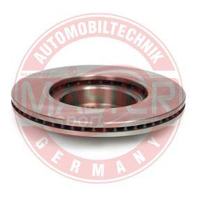 Bremsscheibe Bremsscheibendicke: 24,0mm, Lochanzahl: 5, Ø: 293,5mm mit OEM-Nummer 26300FE040
