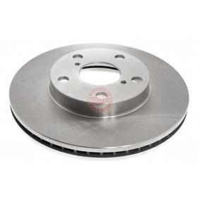 Brake Disc 24012501431-PCS-MS RAV 4 II (CLA2_, XA2_, ZCA2_, ACA2_) 1.8 (ZCA25_, ZCA26_) MY 2003