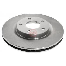 Brake Disc 24012601541-PCS-MS Qashqai / Qashqai +2 I (J10, NJ10) 1.6 dCi MY 2011