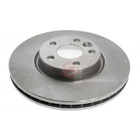 Bremsscheibe Bremsscheibendicke: 28,0mm, Lochanzahl: 5, Ø: 300mm mit OEM-Nummer 1 420601