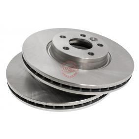 Bremsscheibe Bremsscheibendicke: 28,0mm, Lochanzahl: 5, Ø: 300mm mit OEM-Nummer 31341382