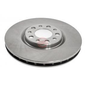 Bremsscheibe Bremsscheibendicke: 28,0mm, Lochanzahl: 5, Ø: 305,0mm mit OEM-Nummer 51767381