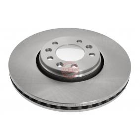 Brake Disc Brake Disc Thickness: 28,0mm, Num. of holes: 5, Ø: 304mm with OEM Number SU001-A1064