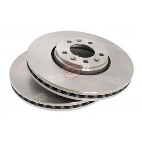 Brake Disc Brake Disc Thickness: 28,0mm, Num. of holes: 5, Ø: 304mm with OEM Number 16 118 419 80