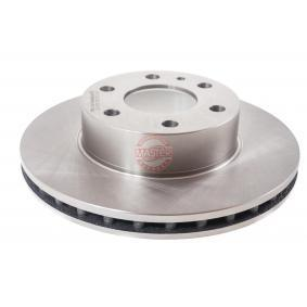 Bremsscheibe Bremsscheibendicke: 28,0mm, Lochanzahl: 6, Ø: 300mm mit OEM-Nummer 299 6131