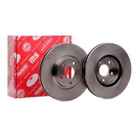 Bremsscheibe Bremsscheibendicke: 28,0mm, Lochanzahl: 5, Ø: 300,0mm mit OEM-Nummer 7G91 1125-EA