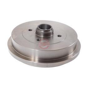 Bremstrommel Trommel-Ø: 200mm mit OEM-Nummer 1H0501615A