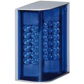 Waarschuwingslamp Behuizingskleur: Zilver 2XD009475021