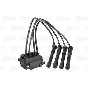 Ignition Coil Number of Poles: 4-pin connector with OEM Number 2244800QAF