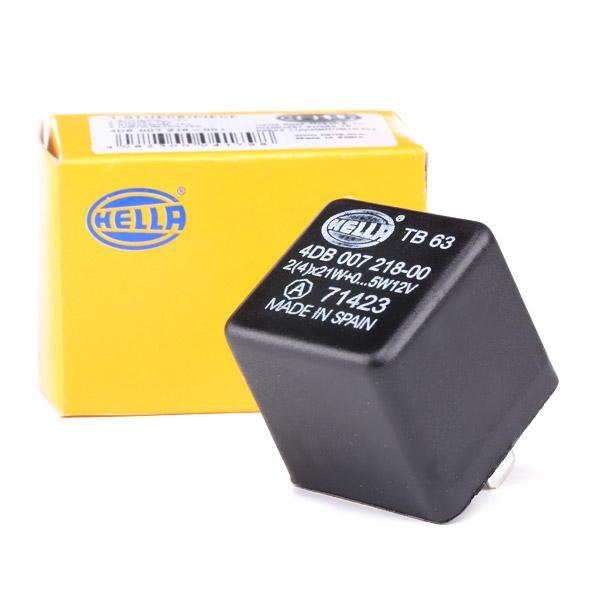 Indicator Relay HELLA 4DB007218-001 expert knowledge