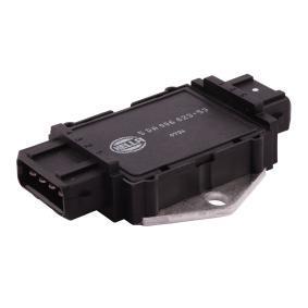 HELLA Schaltgerät, Zündanlage 5DA 006 623-591 für AUDI 80 (8C, B4) 2.8 quattro ab Baujahr 09.1991, 174 PS
