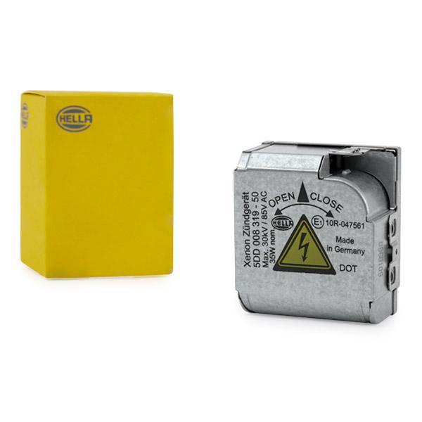 Encendedor, lámpara descarga gases HELLA 5DD008319-501 conocimiento experto