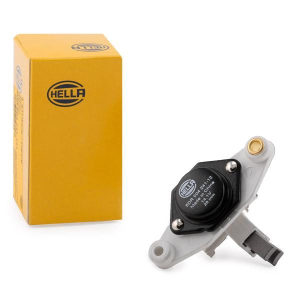 12V HELLA 5DR 004 241-451 Regulador del alternador