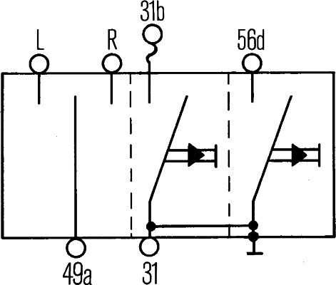 Steering Column Switch HELLA 6BA001539-001 expert knowledge