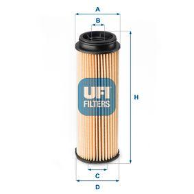 Oil Filter 25.148.00 3 Saloon (F30, F80) 340i 3.0 MY 2014