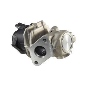 Ford Fiesta Mk6 1.4TDCi AGR Ventil HELLA 6NU 010 171-111 (1.4TDCi Diesel 2016 F6JD)