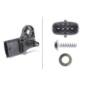 Sensor, intake manifold pressure 6PP 009 400-311 PUNTO (188) 1.2 16V 80 MY 2000