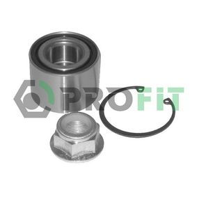 Radlagersatz 2501-3525 TWINGO 2 (CN0) 1.2 Turbo Bj 2020