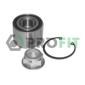 Radlagersatz mit OEM-Nummer 7703090433