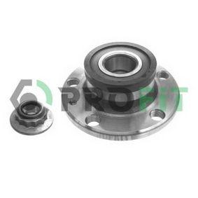 Juego de cojinete de rueda 2501-3567 Ibiza 4 ST (6J8, 6P8) 1.2 ac 2021