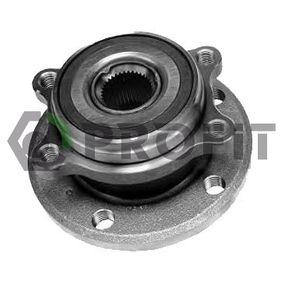Wheel Bearing Kit with OEM Number 3C0.498.621