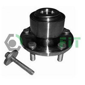 Wheel Bearing Kit 2501-3660 Focus 2 (DA_, HCP, DP) 2.0 TDCi MY 2012