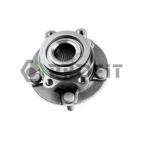 2011 Nissan Juke f15 1.6 DIG-T 4x4 Wheel Bearing Kit 2501-6996