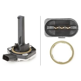 HELLA Sensor, Motorölstand 6PR 008 079-081 für AUDI A4 Cabriolet (8H7, B6, 8HE, B7) 3.2 FSI ab Baujahr 01.2006, 255 PS