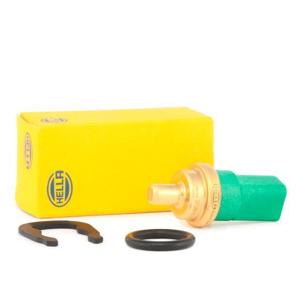Sensor de Temperatura del Refrigerante HELLA 6PT009107-141 conocimiento experto