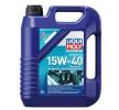 Car oil SAE-15W 40 4100420250163
