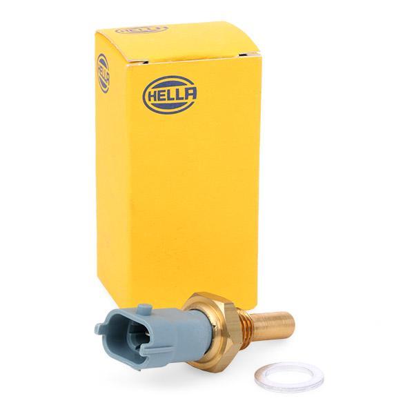 Sensor de Temperatura de Aceite HELLA 6PT009107-611 conocimiento experto