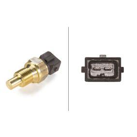 Sensor, temperatura del refrigerante Número de conexiones: 2, Ancho llave: 19 con OEM número 96.033.248
