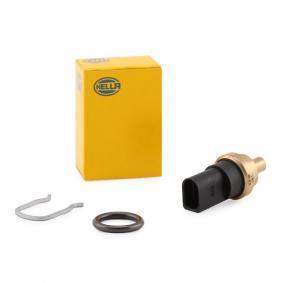 HELLA Sensor, Kühlmitteltemperatur 6PT 009 309-331 für AUDI A4 Cabriolet (8H7, B6, 8HE, B7) 3.2 FSI ab Baujahr 01.2006, 255 PS