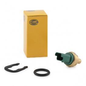 HELLA Kühlmitteltemperatur-Sensor 6PT 009 309-391 für PEUGEOT 307 SW (3H) 2.0 16V ab Baujahr 03.2005, 140 PS