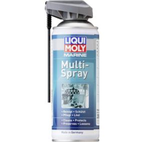 Rostumwandler LIQUI MOLY 25051 für Auto (Dose, Inhalt: 400ml)