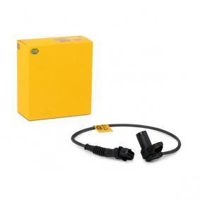 Sensor, posición arbol de levas Número de conexiones: 3, Long. cable: 405mm con OEM número 14 38 0 81