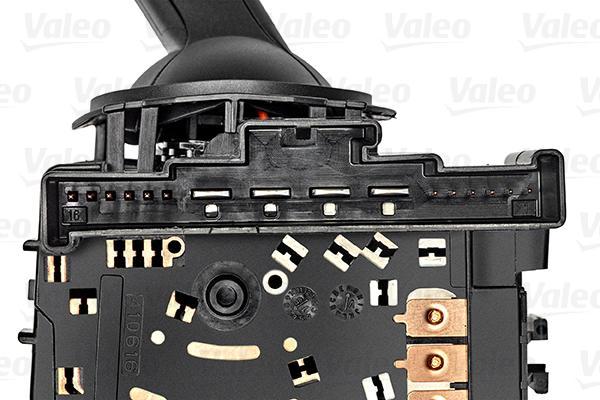 Steering Column Switch VALEO 251712 3276422517120