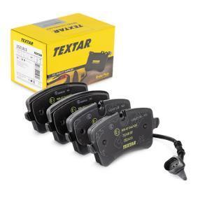 Kit de plaquettes de frein, frein à disque Largeur: 116,6mm, Hauteur 1: 59,5mm, Hauteur 2: 58,5mm, Épaisseur: 17,5mm avec OEM numéro 4G0698451A