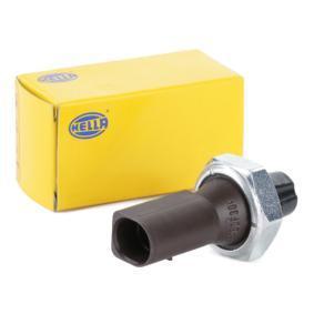 Öldruckschalter VW PASSAT Variant (3B6) 1.9 TDI 130 PS ab 11.2000 HELLA Öldruckschalter (6ZL 008 280-031) für