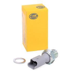 Moottorielektroniikka FIAT DUCATO Umpikori (244) 2.0 JTD 84 HV Lähettäjä (keneltä) Vuosi 04.2002: Öljynpainekytkin (6ZL 009 600-041) Varten päälle HELLA