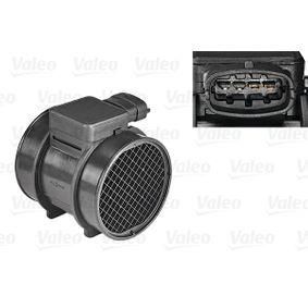 Luftmassenmesser Spannung: 12V, Pol-Anzahl: 4-polig mit OEM-Nummer 90530463