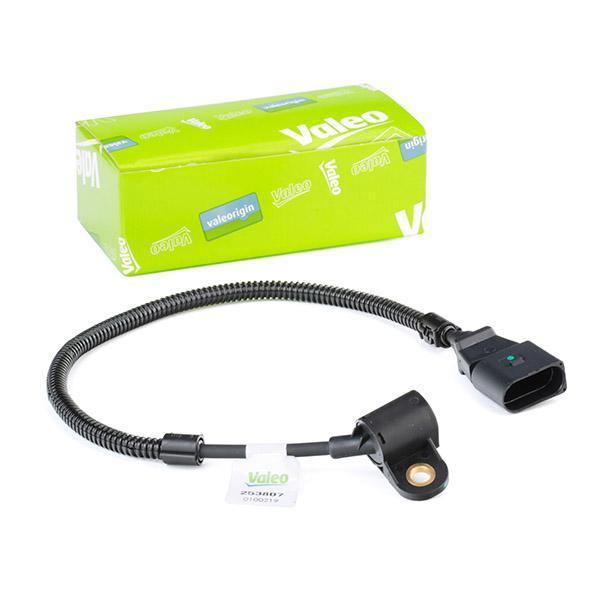 Sensor de Arbol de Levas VALEO 253807 conocimiento experto