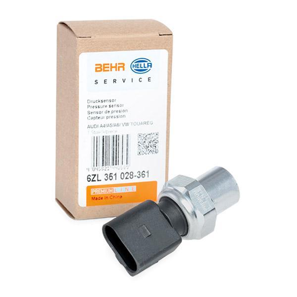 Druckschalter, Klimaanlage HELLA 6ZL 351 028-361 Bewertung