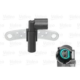 Renault Twingo 2 1.2 Turbo (CN0C, CN0F) Kurbelwellensensor VALEO 254001 (1.2 Turbo (CN0C, CN0F) Benzin 2020 D4F 782)