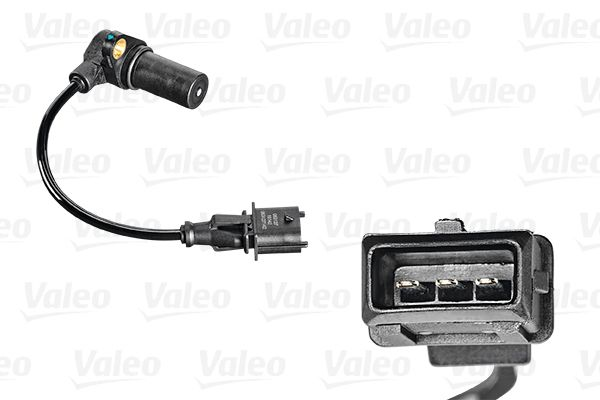 Kurbelwellensensor 254009 VALEO 254009 in Original Qualität
