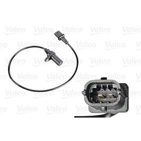 Sensor, crankshaft pulse 254079 PUNTO (188) 1.2 16V 80 MY 2004