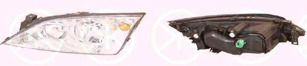 KLOKKERHOLM  25550141A1 Hauptscheinwerfer