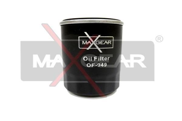 MAXGEAR  26-0041 Ölfilter Ø: 76mm, Außendurchmesser 2: 71mm, Innendurchmesser 2: 62mm, Innendurchmesser 2: 62mm, Höhe: 100mm