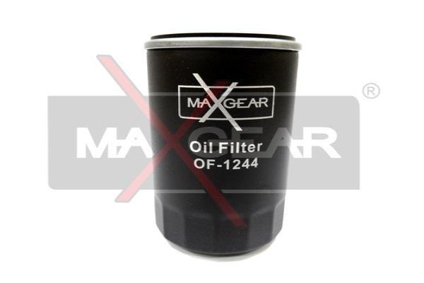 MAXGEAR  26-0045 Ölfilter Ø: 76mm, Außendurchmesser 2: 71mm, Innendurchmesser 2: 62mm, Innendurchmesser 2: 62mm, Höhe: 123mm