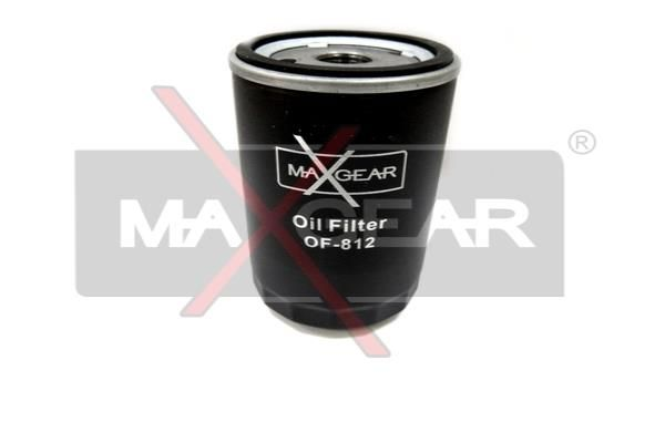 MAXGEAR  26-0131 Ölfilter Ø: 76mm, Außendurchmesser 2: 71mm, Innendurchmesser 2: 62mm, Innendurchmesser 2: 62mm, Höhe: 123mm